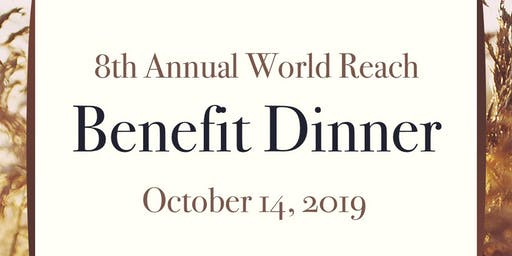 World Reach Benefit Dinner