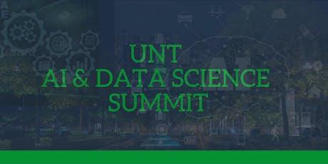UNT AI & Data Science Summit tickets
