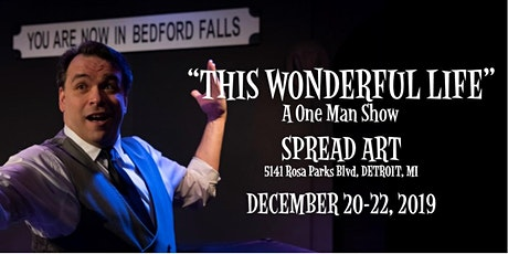 This Wonderful Life: A One Man Show tickets