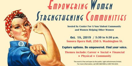 Empowering Women Strengthening Communities tickets