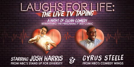 Laughs for Life: The Live TV Taping tickets