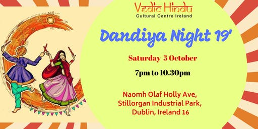 VHCCI_Dandiya & Garba Night