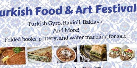 Turkic Food & Art Festival- Live Sufi Music tickets