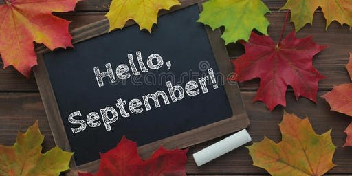 Hello September Vendor Blender