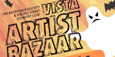 Artist Bazaar tickets