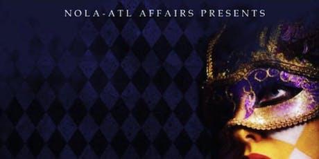 NOLA-ATL Affairs 1st Annual Hallowen Costume Party tickets