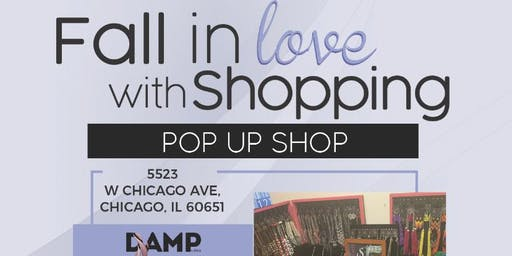 Fall Pop up Shop