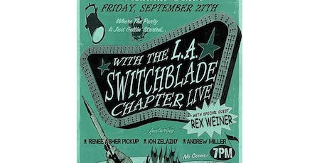 Switchblade Magazine's Outlaw Noir LIVE tickets