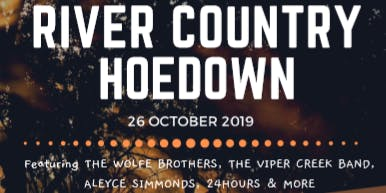 Clarence Town River Country Hoedown...Tickets: $40 Adults, $10 Child