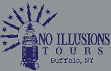 No Illusions Tours logo