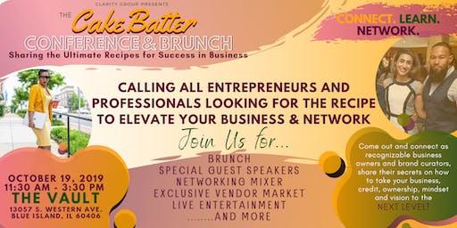 CakeBatter Conference & Brunch
