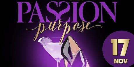 Passion, Purpose & Pumps Brunch Edition tickets