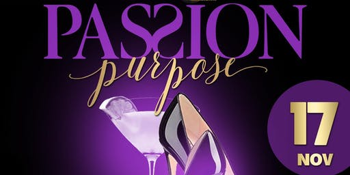 Passion, Purpose & Pumps Brunch Edition