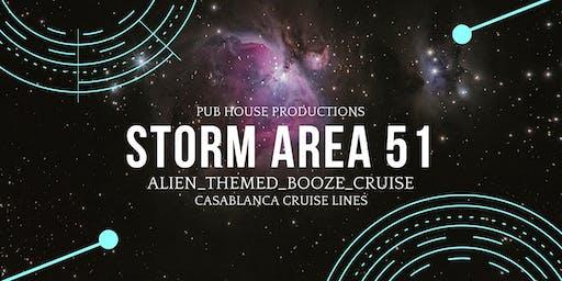 Storm Area 51 Booze Cruise