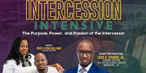 The City of Faith's Intercession Intensive