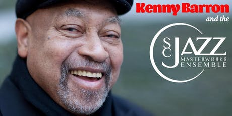 Kenny Barron and the SC Jazz Masterworks Ensemble tickets