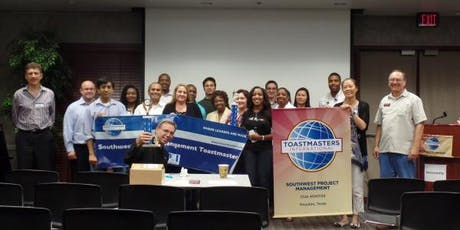 Southwest Project Management Toastmasters tickets