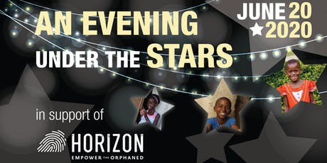 An Evening Under The Stars - June 20, 2020 tickets