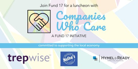 Companies Who Care Luncheon tickets