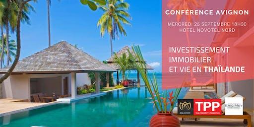 AVIGNON - Conférence: Vivre et Investir en Thaïlande