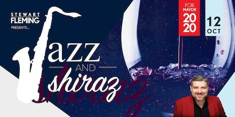 Jazz and Shiraz tickets