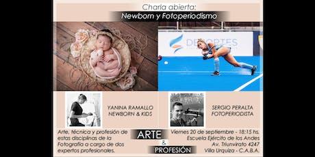 CHARLA ABIERTA SOBRE FOTOPERIODISMO Y NEWBORN entradas