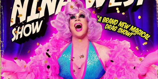 KLUB KIDS Nottingham presents THE MAGNIFICENT NINA WEST SHOW (ages 14+)