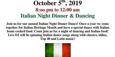Italian Night Dance