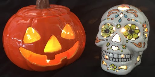 Fall Fun! Paint Your Own Jack-O-Lantern Event