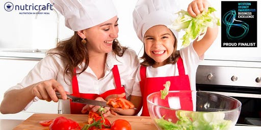 Healthy Cooking to Grow Happy Children!