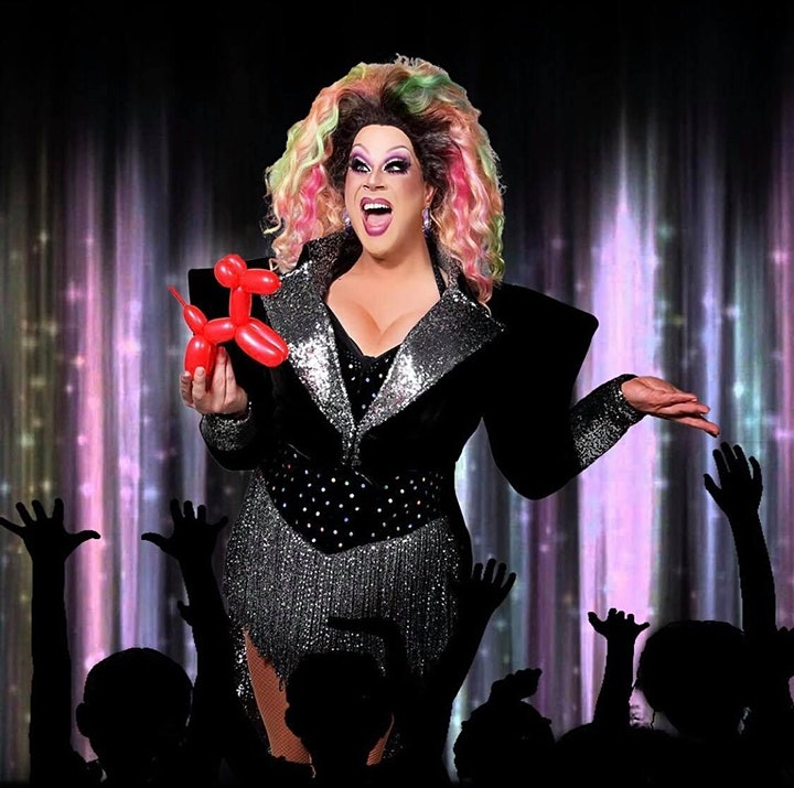 KLUB KIDS Dublin presents THE MAGNIFICENT NINA WEST SHOW (ages 14+) image