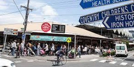 Sth Melbourne Market Hike (12-14kms) on Oct the  13th, 2019 tickets
