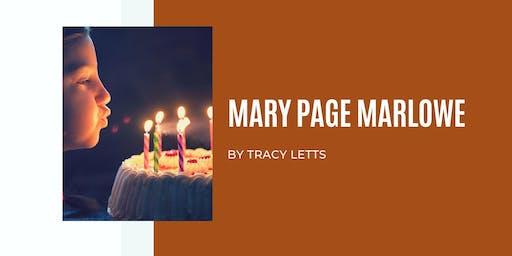 Mary Page Marlowe