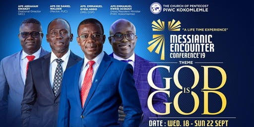Messianic Encounter Conference 2019