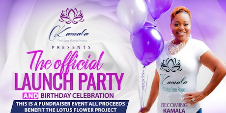 The Lotus Flower Project Official Launch Event tickets