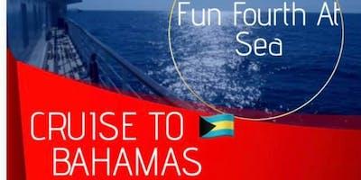 Fun Fourth At Sea