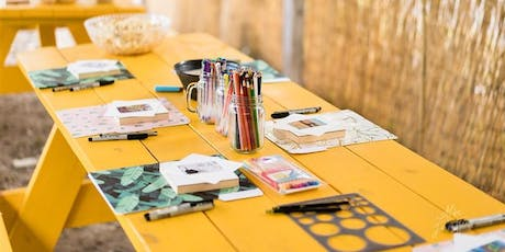 Storytelling with Mixed Media Drawing tickets