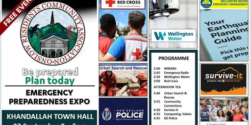 ORCA Emergency Preparedness Expo
