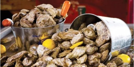 Fall Oyster Roast & Low Country Boil Fundraiser