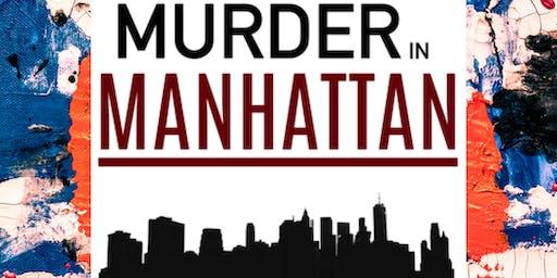 Murder In Manhattan | A Murder Mystery Party