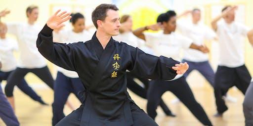 Intro to Tai Chi Class, Saturday Dec 21,12:00 pm