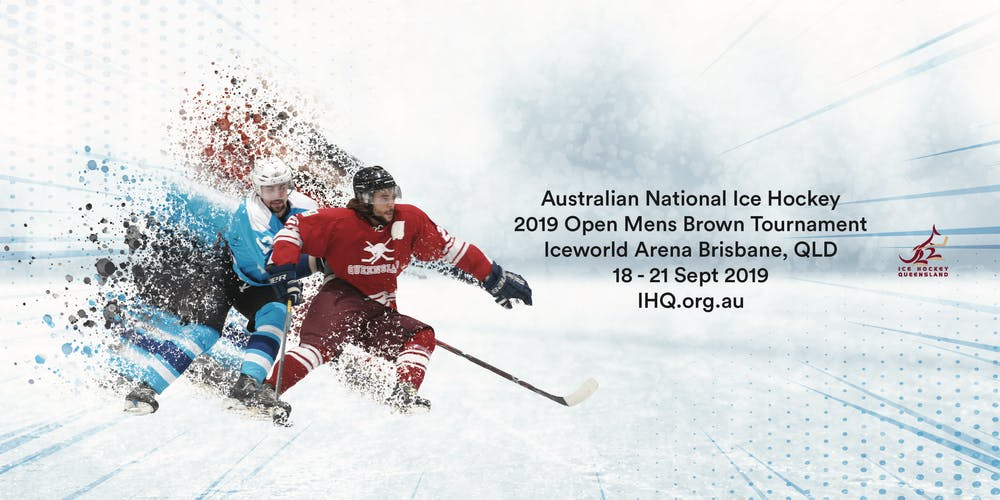 2019 AUSTRALIAN NATIONAL ICE HOCKEY TOURNAMENT - Jim Brown