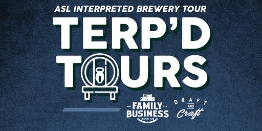 Terp'd Tour with Family Business Beer Co.