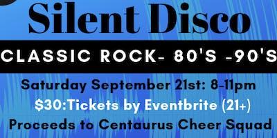 Silent Disco- Classic Rock- 80's -90's