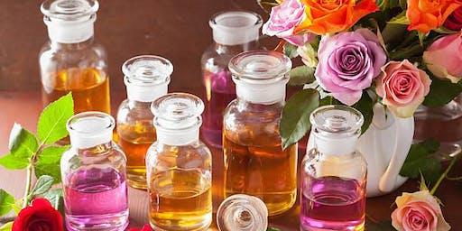 Natural Artisan Perfumery – Make Your Own Perfume with Patrizio Santocchi