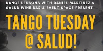 Tango Tuesday @ Salud!