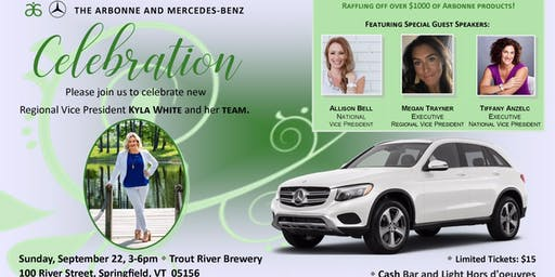 Kyla White's Benz Bash!