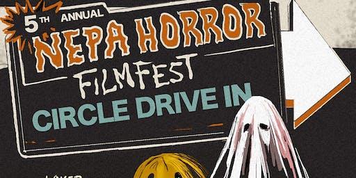 NEPA Horror Film Fest at Circle Drive-In Theatre