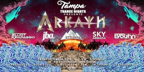 9-20 Tampa Trance Nights tickets