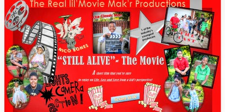 """Still Alive"" Movie Premiere & Meet The Cast tickets"